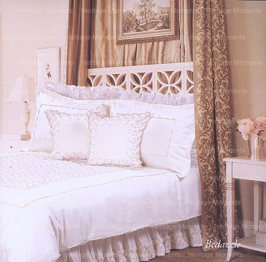 Wedding Bedset: Bedazzle Design