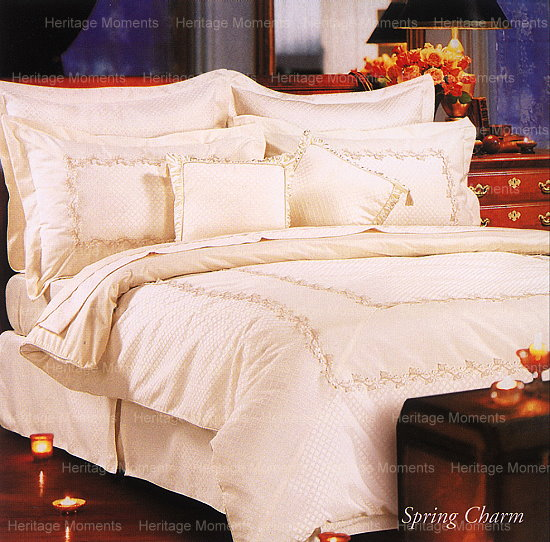 Wedding Bedset: Spring Charm Design